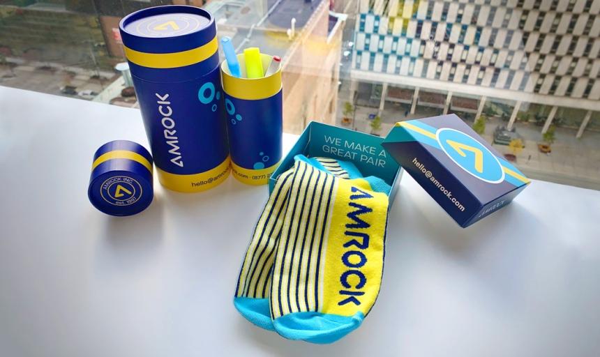 Amrock tubes and socks